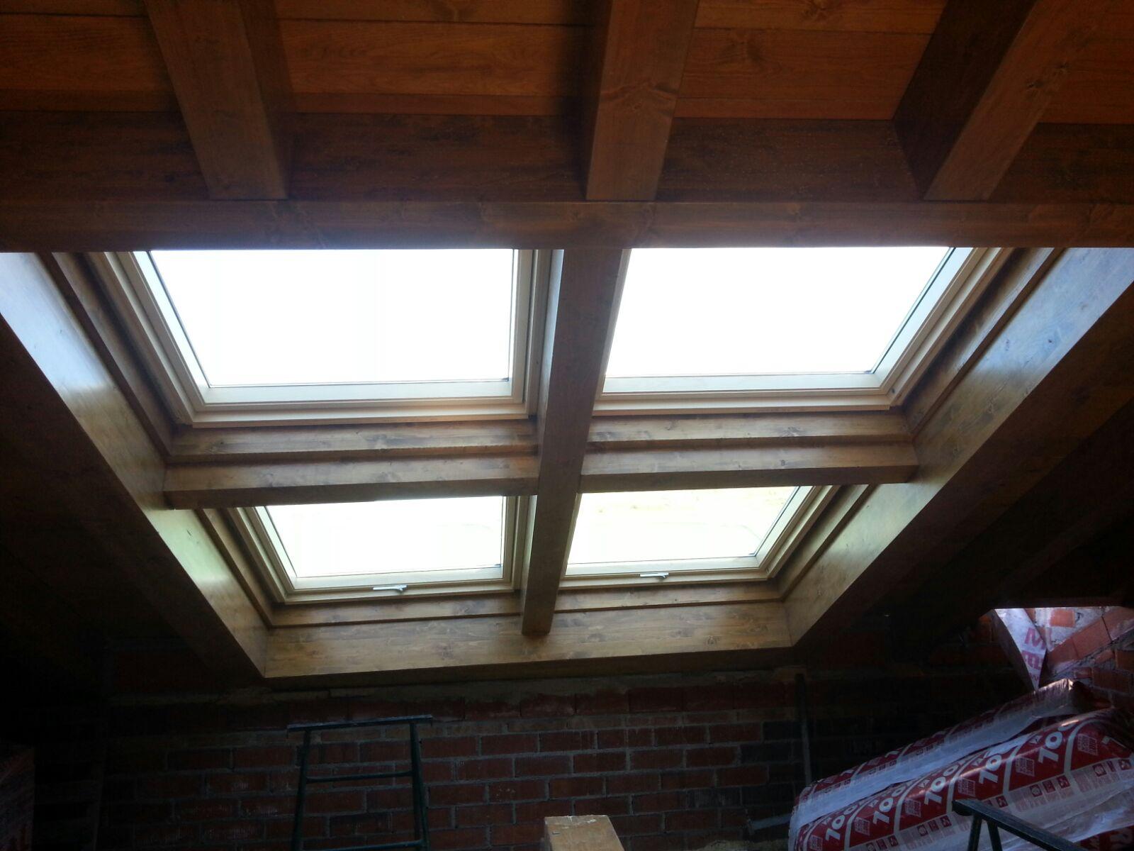 Fusteria Corcoy | Construint un teulat de fusta - photo#8